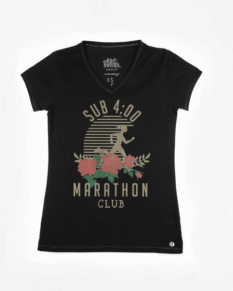 Customizable RETRO Runner Sub Marathon Club Core V