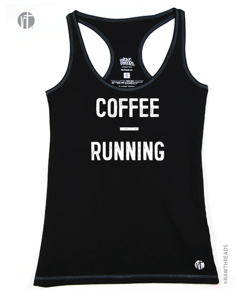 Coffee and Running Racer
