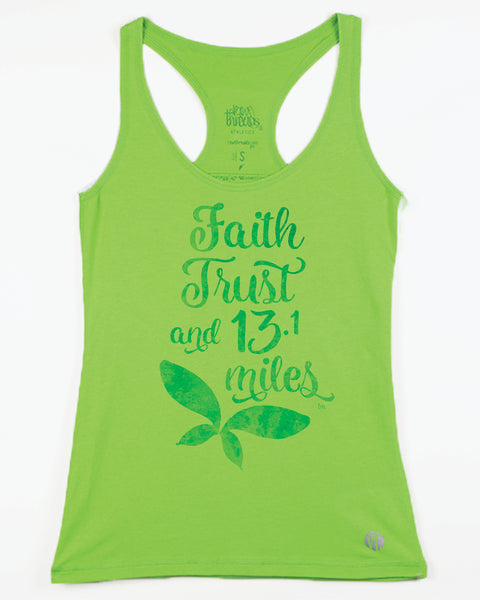 Faith Trust and 13.1 Miles Racer