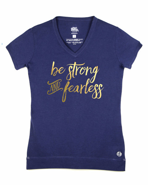 be strong and fearless V