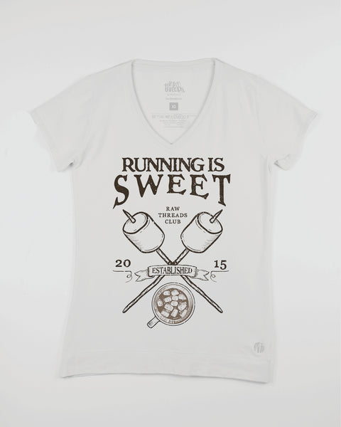 Running is Sweet Marshmallows Streets Core V