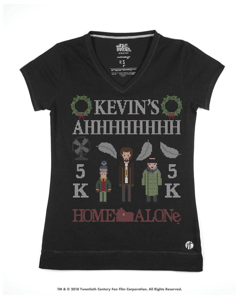 Kevin's Ahhhhhhhh 5k Athletic Top by Raw Threads