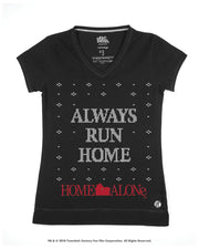Always Run Home Athletic Top by Raw Threads