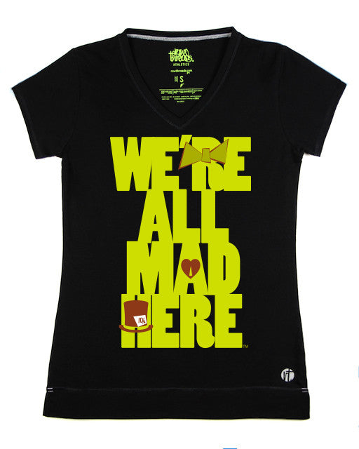 We're All Mad Here V
