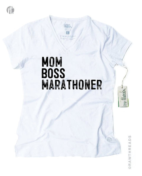 Mom Boss Marathoner V