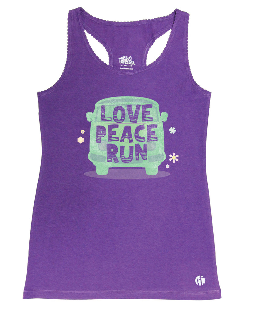 Love Peace Run (Van) Racer