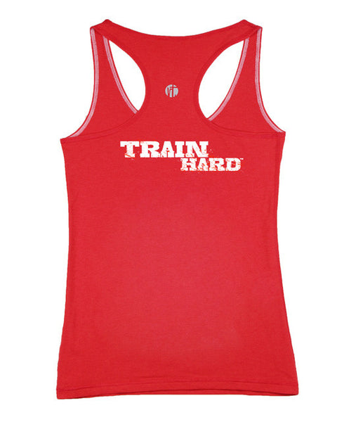 Sweat Hard + Train Hard Racer