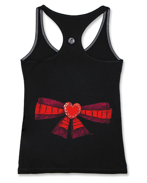 Red Hearts Bow Racer