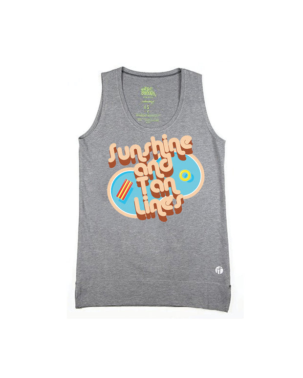 Sunshine and Tan Lines Equilibrium Tank