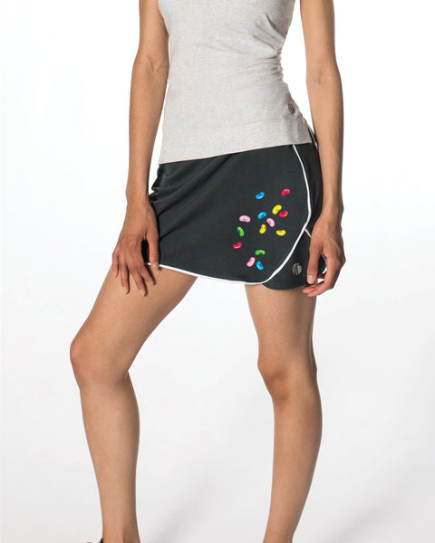 Jelly Beans Fusion Running Skirt