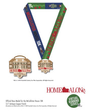 Home Alone McCallister House 10k Virtual Race