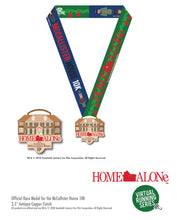 Home Alone Little Nero's Pizza Challenge 9.3 Miles Virtual Race--Pre-order Only Ships Nov 5, 2020