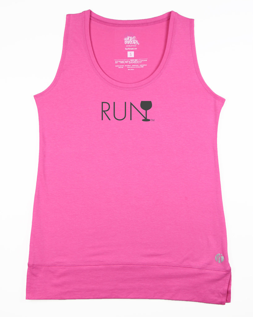 Run for Wine Equilibrium Tank
