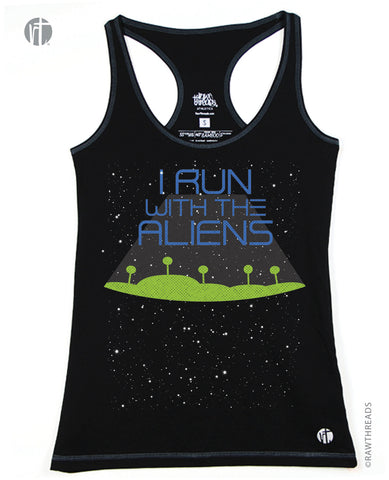 Run with the Aliens Racer