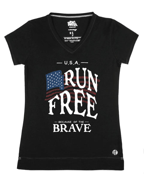 Run FREE because of the BRAVE V