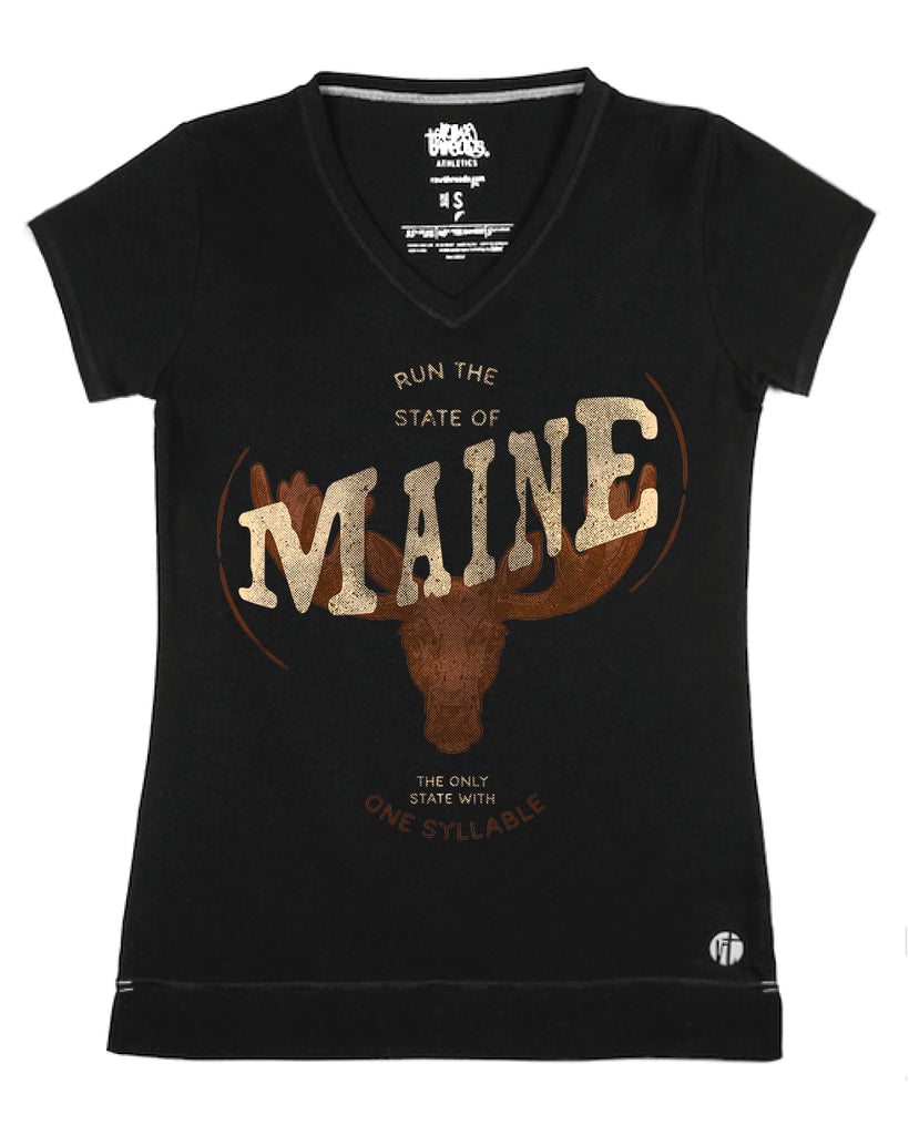 Run the State of MAINE V