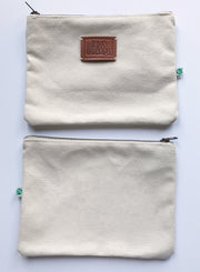 Raw Threads Pouch
