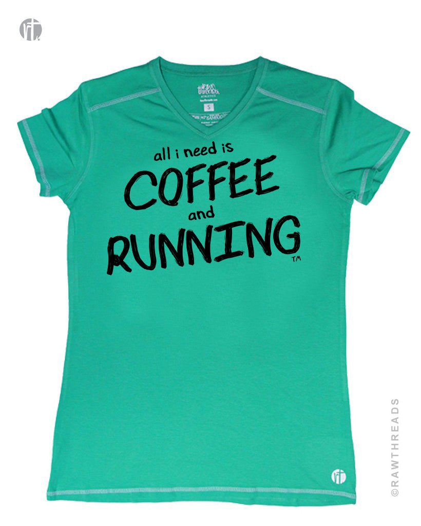 All I Need is Coffee and Running Stride V