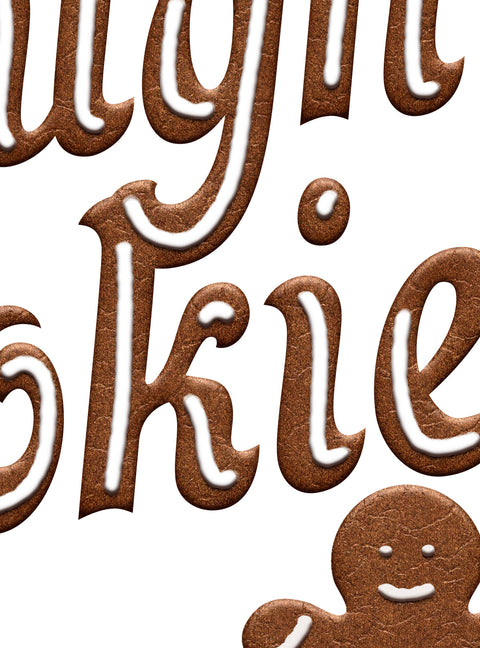 CUSTOMIZED Gingerbread Type V