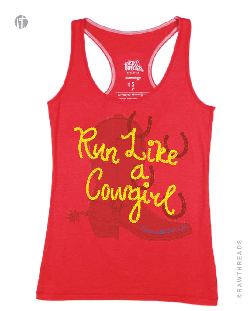 Run Like a Cowgirl Racer
