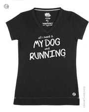 All I Need is My Dog and Running Core V