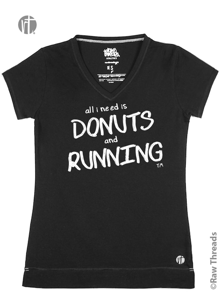 All I Need is Donuts and Running V