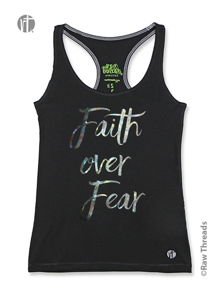 Faith over Fear Racer