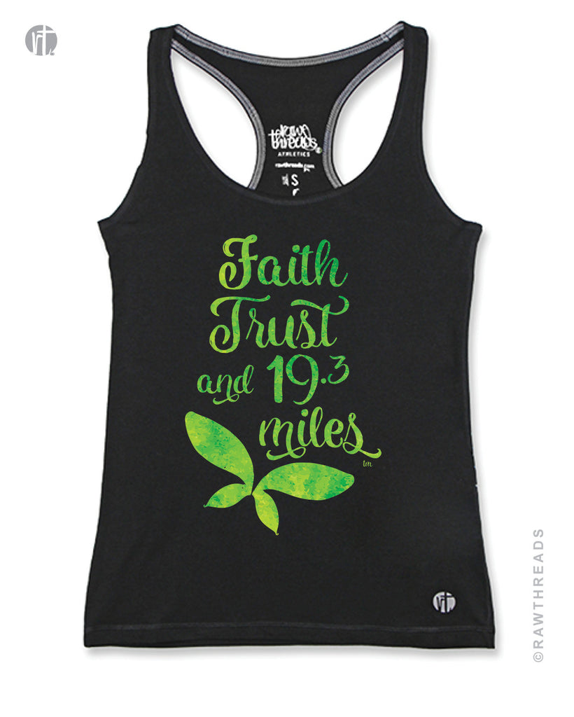 Faith Trust and 19.3 Miles Racer