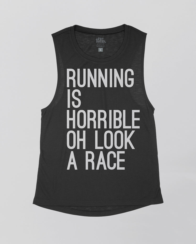 Running is Horrible Oh Look A Race Falaya Racer