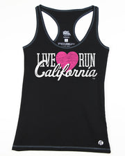 Live Love Run California (Heart) Racer
