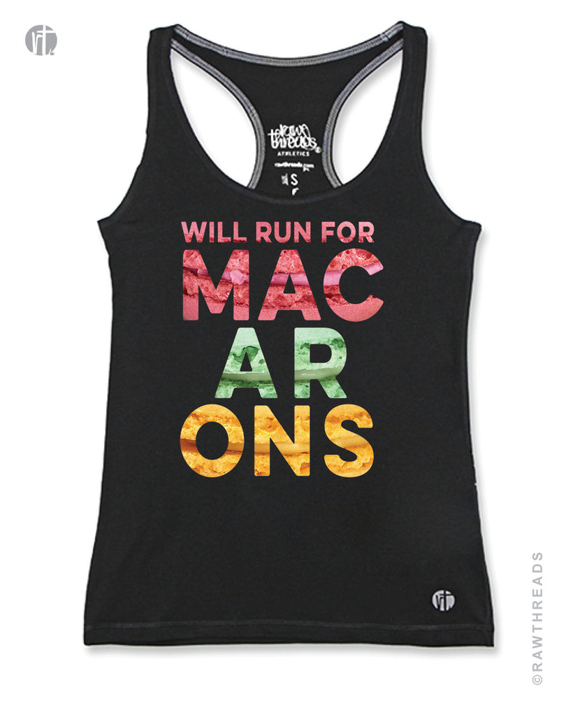 Will Run for Macarons Racer (filling)