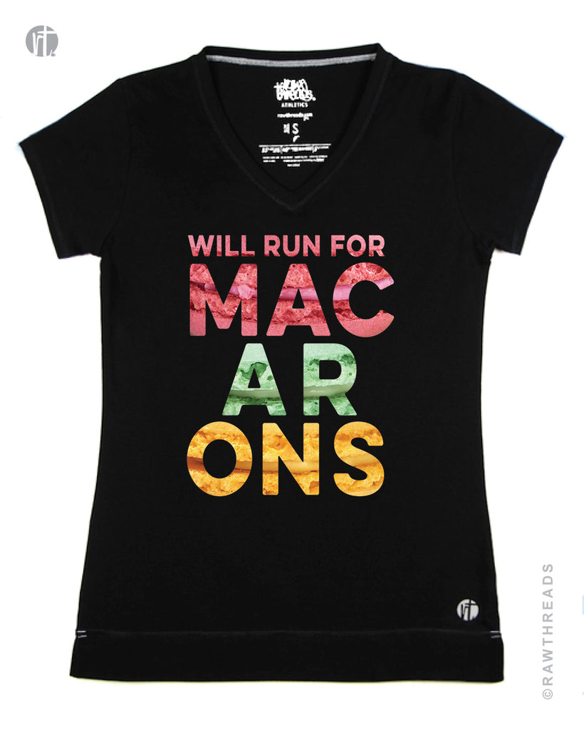 Will Run for Macarons V (filling)