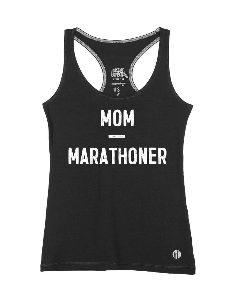 Mom Marathoner Racer