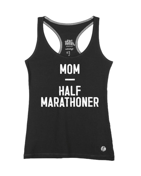 Mom Half Marathoner Racer