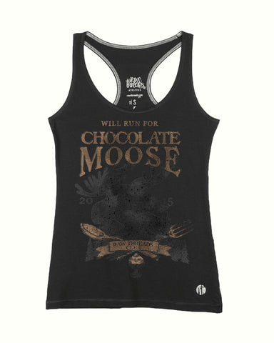 Will Run for Chocolate Moose Racer
