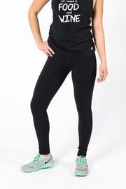 Core Legging in Black