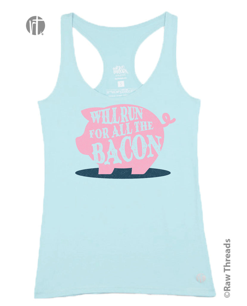 Run For all the Bacon Racer