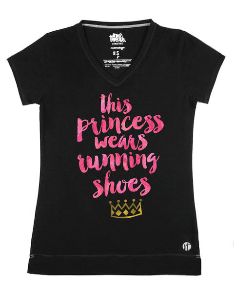 This Princess Wears Running Shoes (Rose) V
