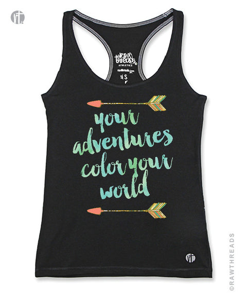 Your Adventures Color Your World Racer