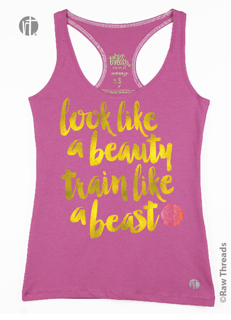 look like a Beauty train like a Beast Racer in Pop