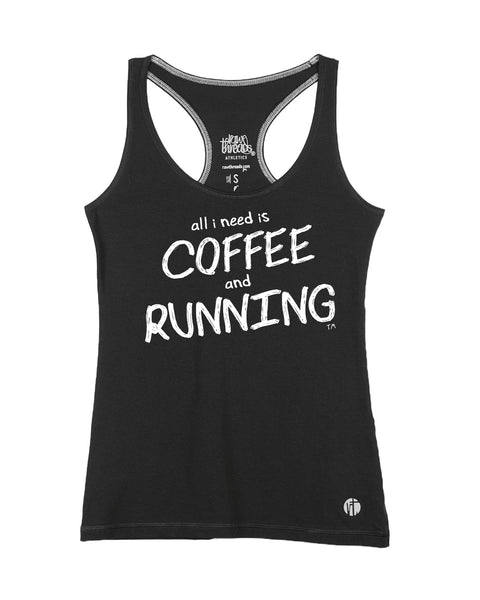 All I Need is Coffee and Running Racer