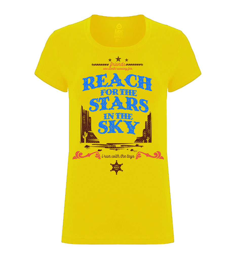 Reach for the Stars in the Sky Women's Crew