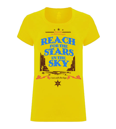 Reach for the Stars in the Sky Women's Women's Crew