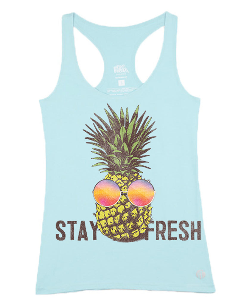Stay Fresh Pineapple Racer