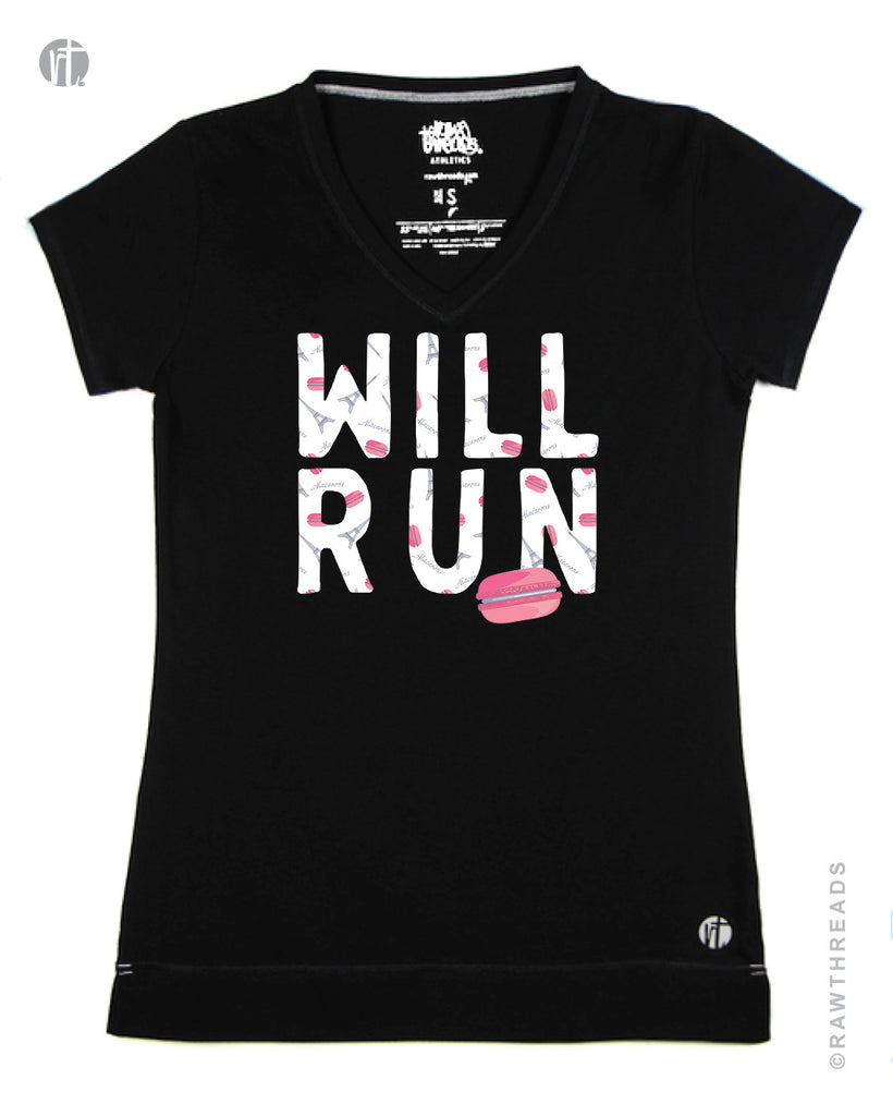 Will Run for Pink Macarons V
