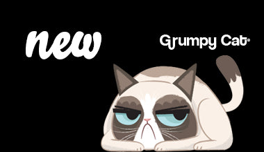 Shop Grumpy Cat by Raw Threads