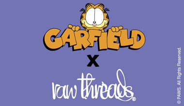 Garfield by Raw Threads