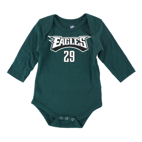 DeMarco Murray NFL Philadelphia Eagles Teal Infant Jersey Long Sleeve Creeper