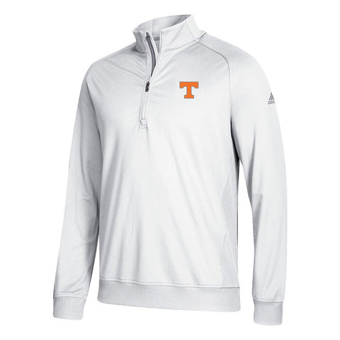 Tennessee Volunteers NCAA Adidas Men's Adi Golf White Classic Club Fleece
