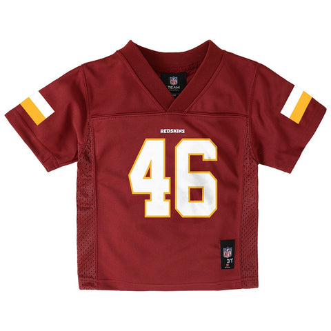 Alfred Morris NFL Washington Redskins Mid Tier Home Maroon Infant Jersey